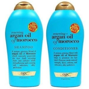 OGX Argon Oil of Morocco shampoo and conditioner